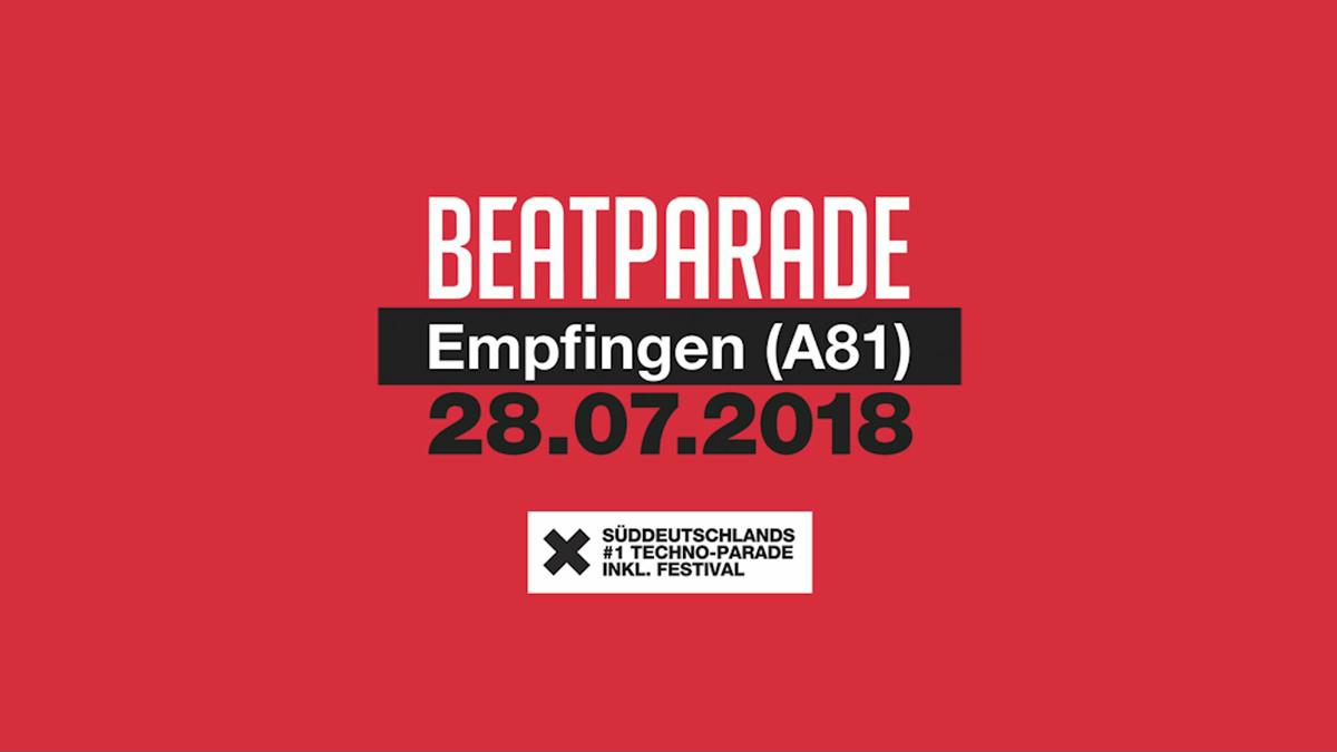 BEATPARADE 2018 - Official Teaser